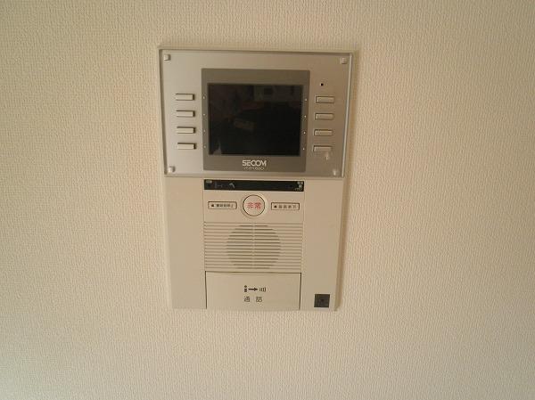 HF国分寺レジデンス 405号室のセキュリティ