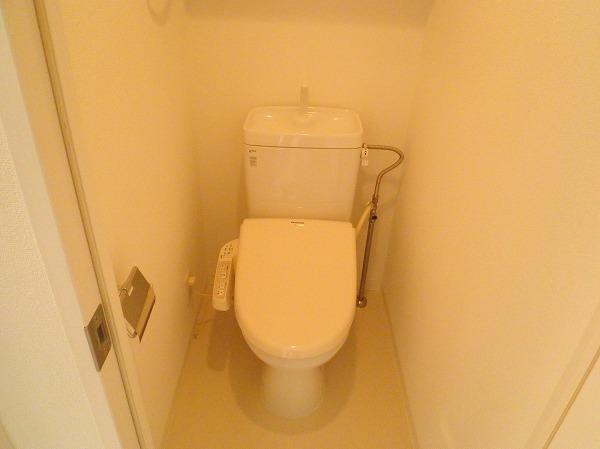 HF国分寺レジデンス 405号室のトイレ