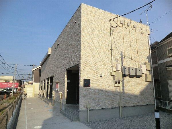 リブリ・Yotsuya 104号室の外観