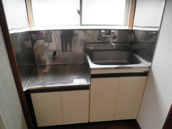 コーポ井口 205号室のキッチン