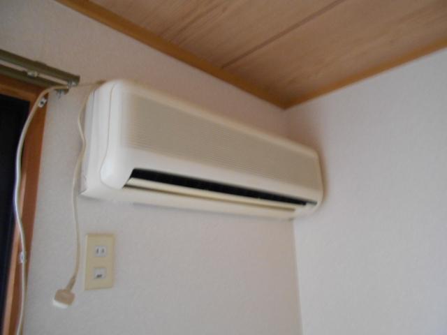 ライフタウン高幡 201号室の設備