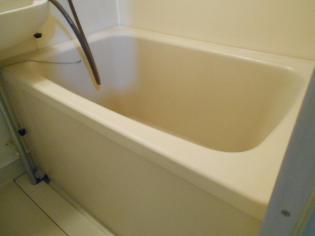ママハウス 202号室の風呂