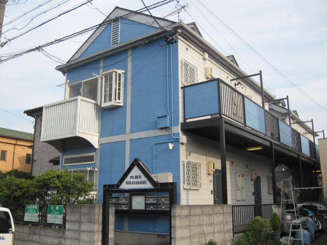 プレース平田橋 201号室の外観