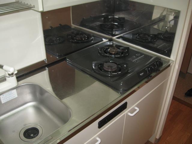 アヴニール・G 303号室のキッチン
