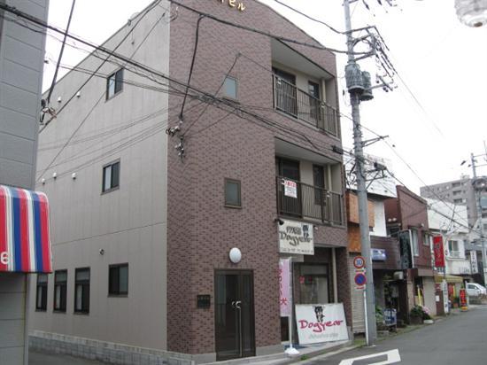 三井ビルの外観