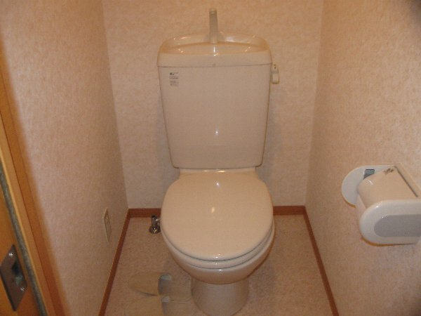 Saint Prime 101号室のトイレ