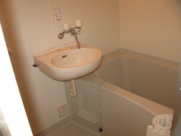 Saint Prime 101号室の洗面所