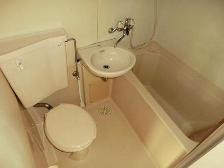 ガーデンハイツ欧杜 4D号室の風呂