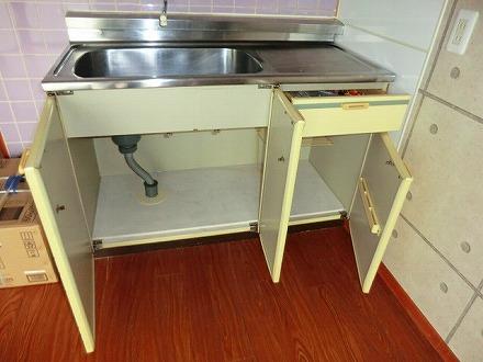 ガーデンハイツ欧杜 4D号室のキッチン