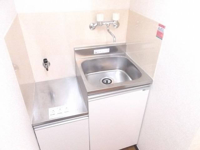 レザン浜田山 103号室のキッチン