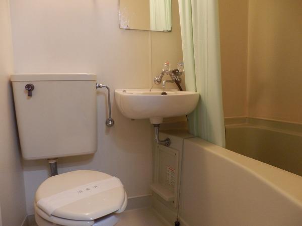 パレス大津 201号室のトイレ