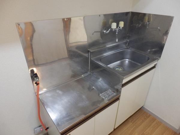 パレス大津 201号室のキッチン