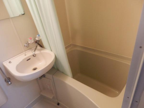 パレス大津 201号室の風呂