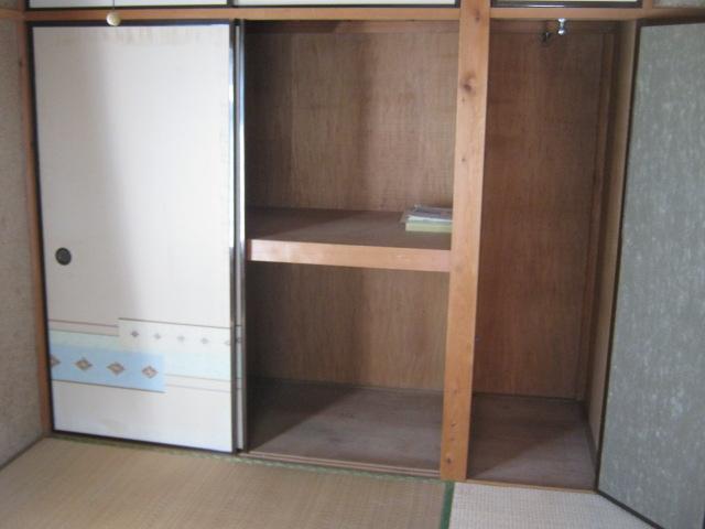 小玉ハイツ 202号室の収納