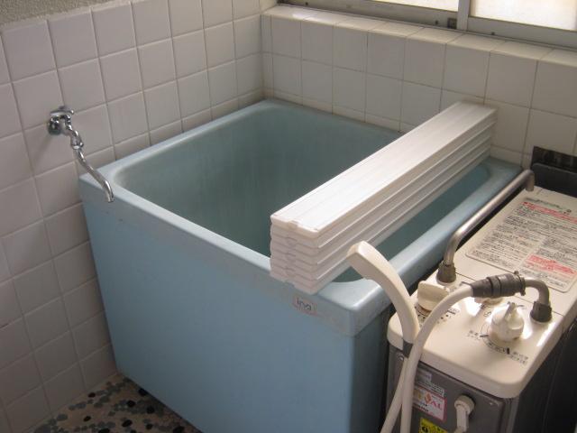 小玉荘 204号室の風呂