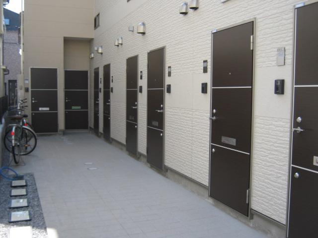 バーミープレイス駒込 103号室のセキュリティ