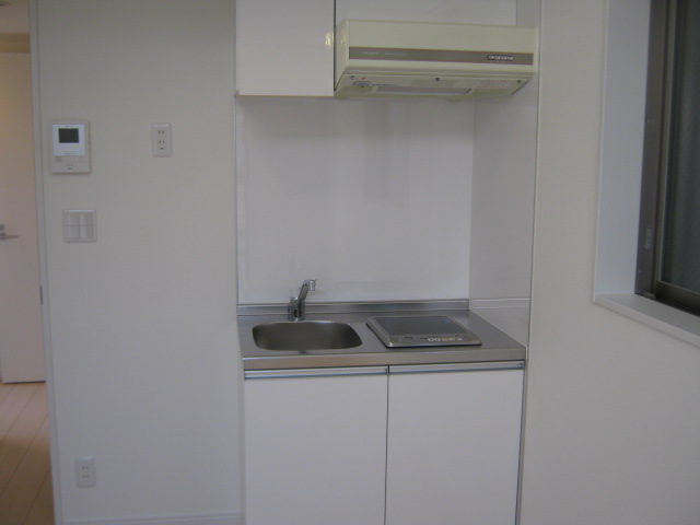 バーミープレイス駒込 103号室のキッチン
