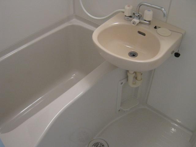 バーミープレイス駒込 103号室の洗面所