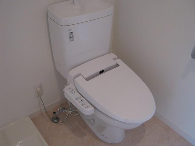 バーミープレイス駒込 103号室のトイレ
