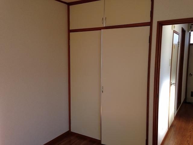 ハイツスウィート2 101号室の収納