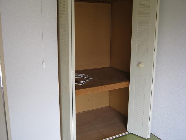 あかねハイツ 201号室の収納