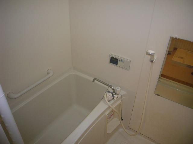 ライフモリ2号館 202号室の風呂