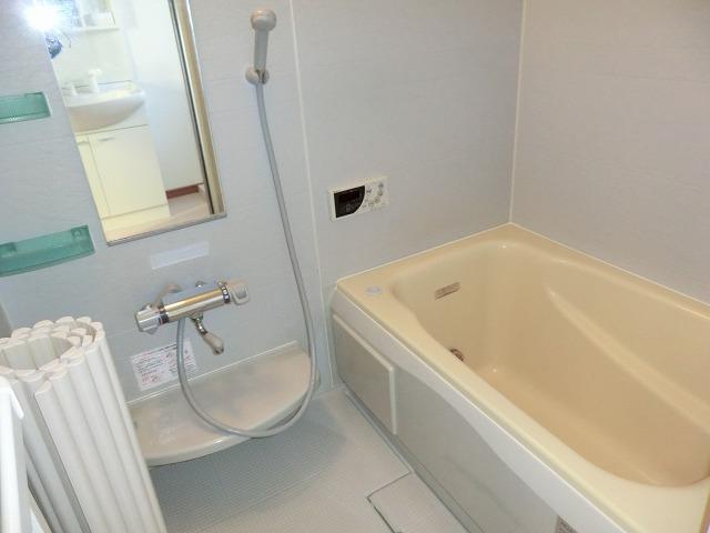 タウニー作野 B 202号室の風呂