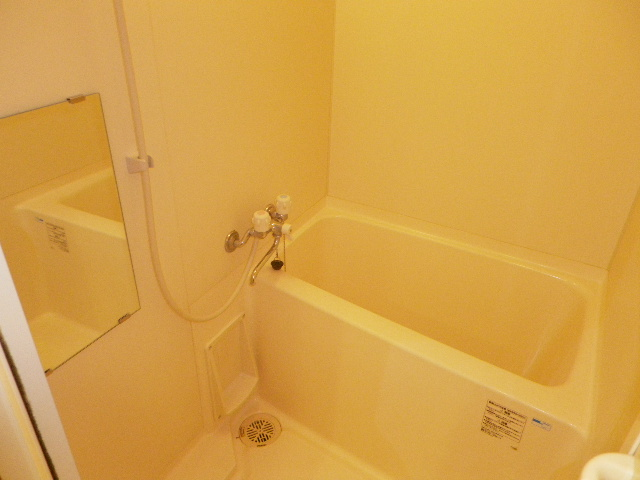 サンハイム久保田 202号室の風呂