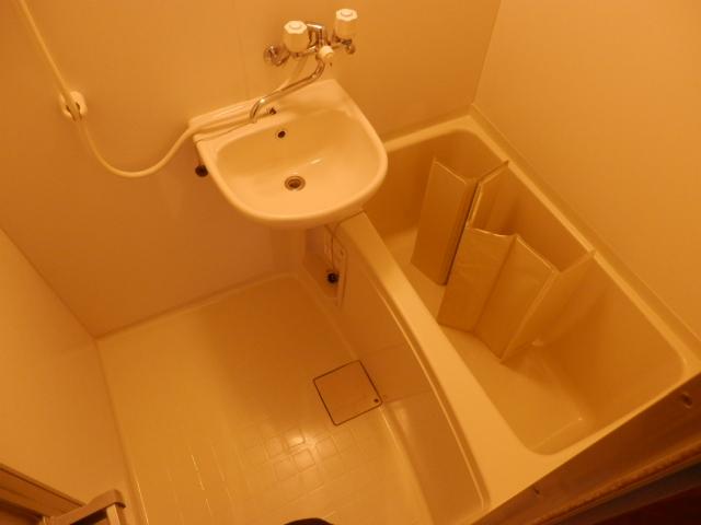 サンフィールド・トウマ 201号室の風呂