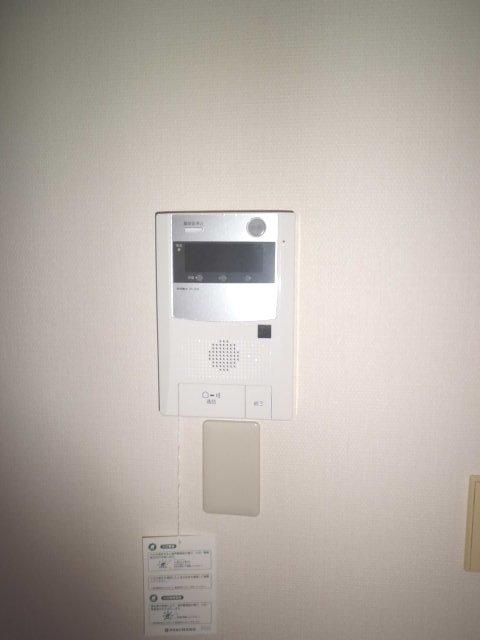 プリンスコート 302号室のセキュリティ