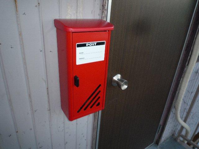 久末アパート 202号室のセキュリティ