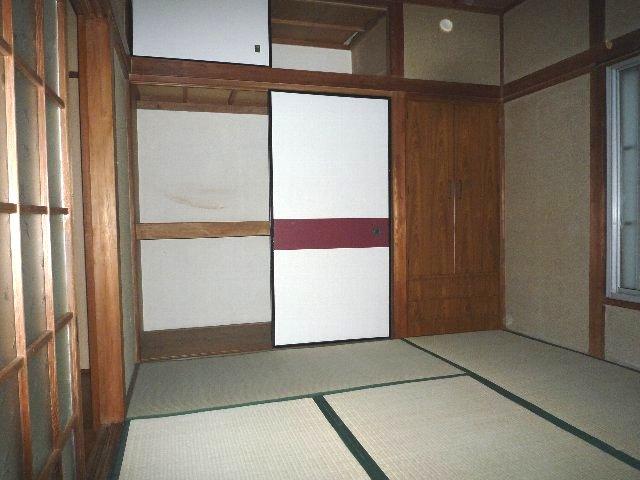 久末アパート 202号室のリビング
