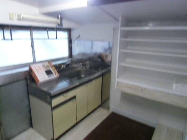 グレーシア横須賀中央 104号室のキッチン