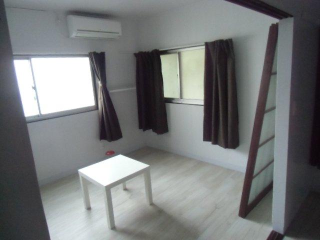 グレーシア横須賀中央 104号室のベッドルーム