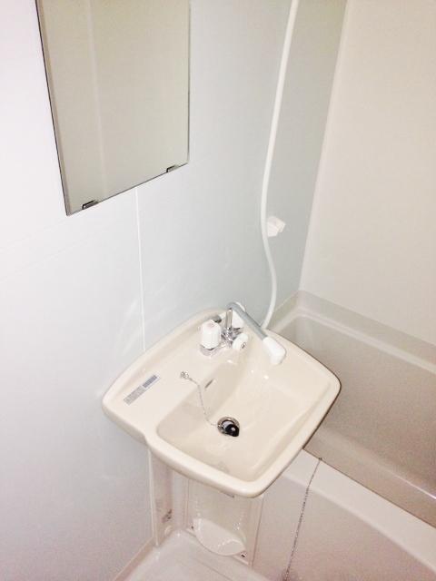 ARCADIA南林間 201号室の洗面所
