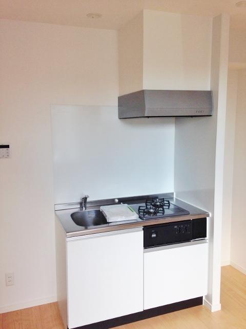 ARCADIA南林間 201号室のキッチン
