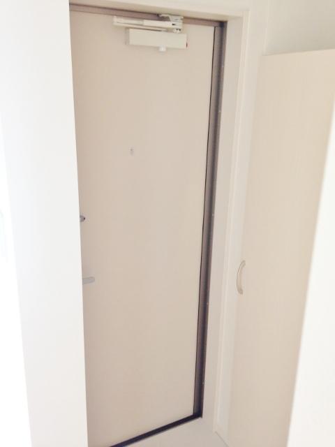 ARCADIA南林間 201号室の玄関