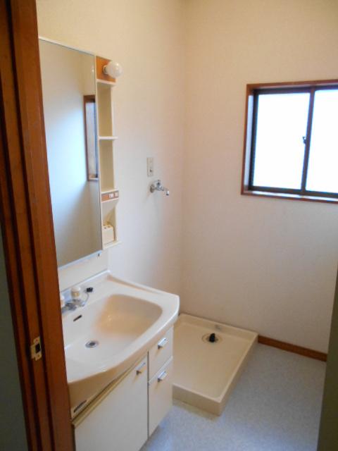メゾンカトレア 201号室の洗面所