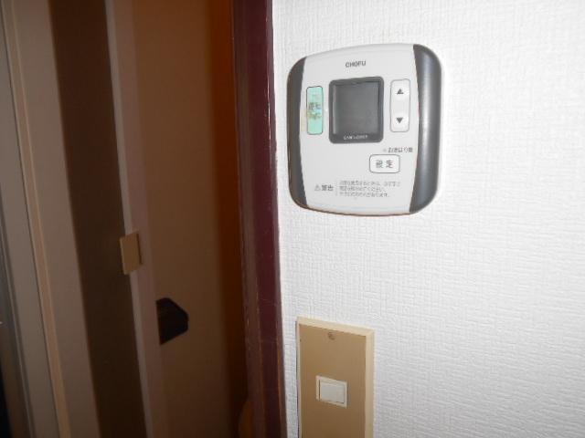 カナディアンハイツ臼井 205号室の設備