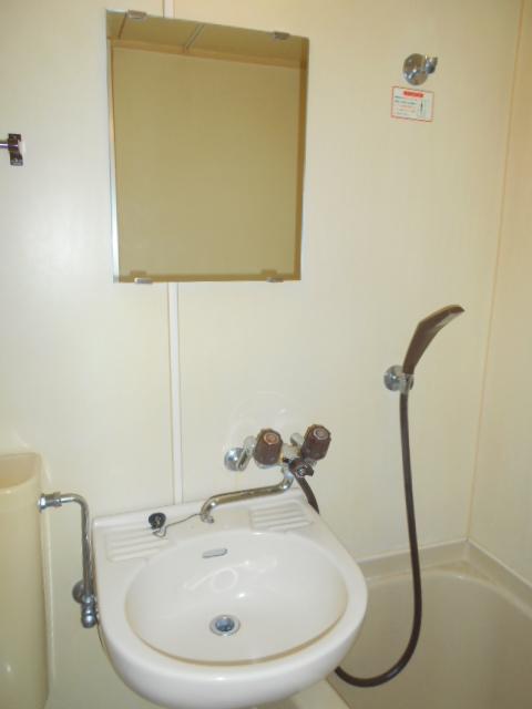 カナディアンハイツ臼井 205号室の洗面所