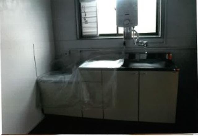 松田ビル 301号室のキッチン