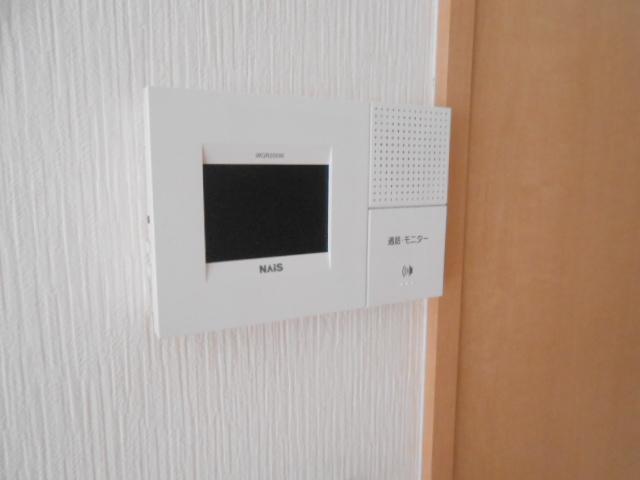 サンテール亀島 3B号室のセキュリティ