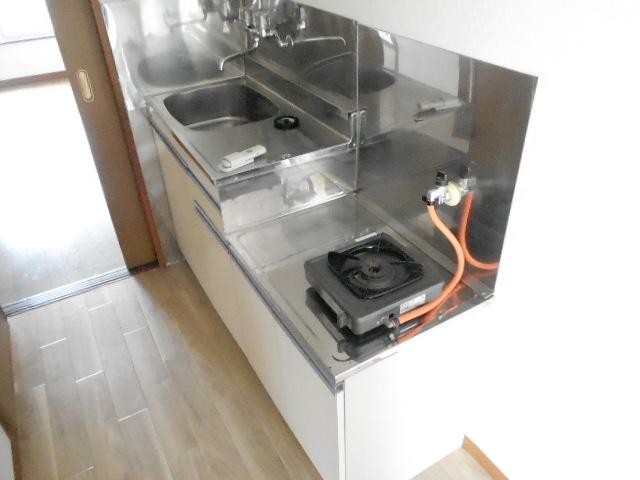 ハイム千石 101号室のキッチン