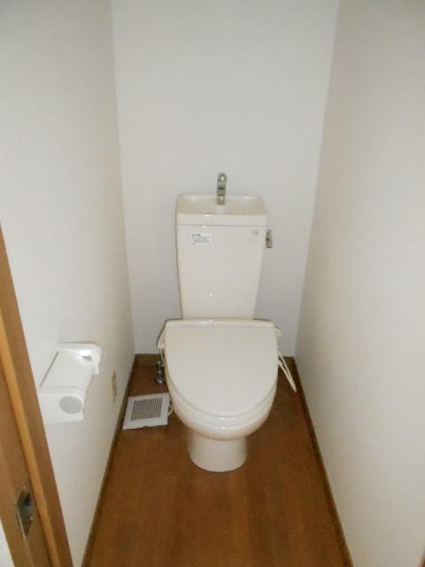 ハイム千石 101号室のトイレ