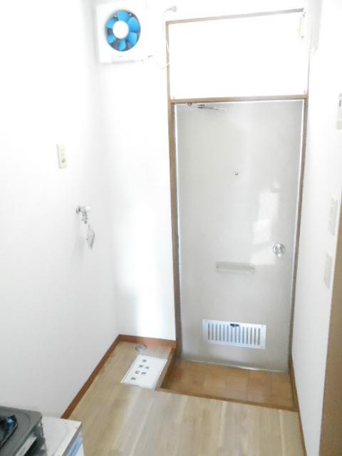 ハイム千石 101号室のベッドルーム