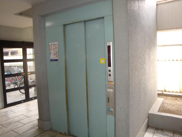 プレスイン篠原橋 4B号室の設備