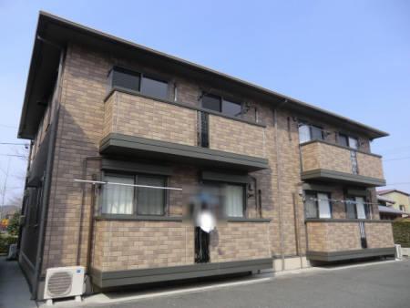 Villa・Ryutaku Aの外観