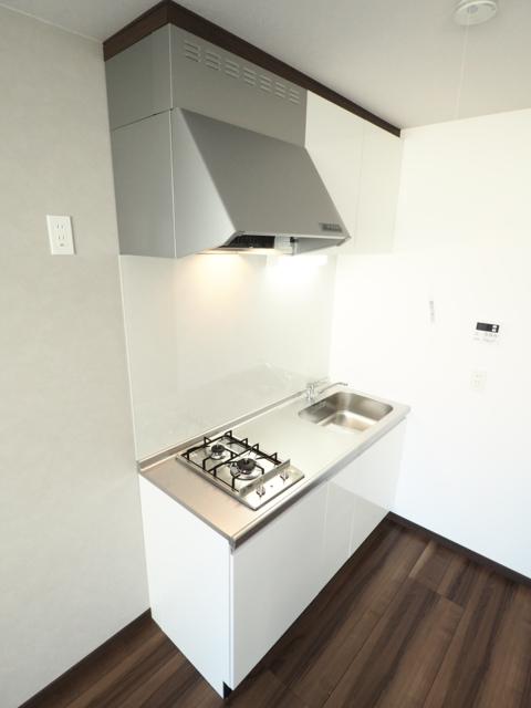 NEST黒川 201号室のキッチン