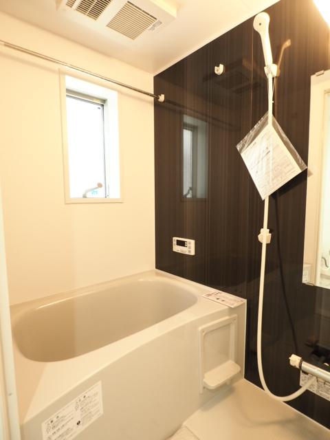 NEST黒川 201号室の風呂