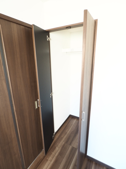 NEST黒川 201号室の収納
